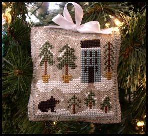 Little House Needleworks ~ Snowy Pines