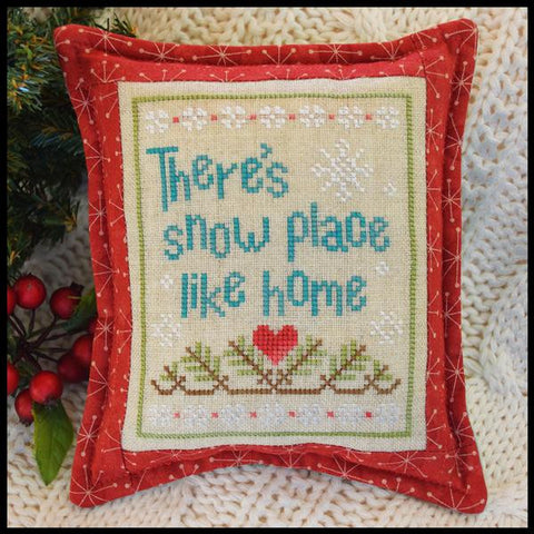 Country Cottage Needleworks ~ Snow Place 3