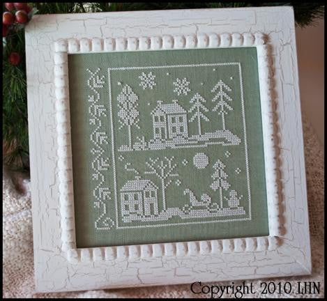 Little House Needleworks ~ Snow White