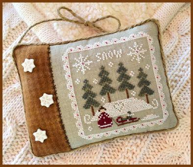 Little House Needleworks ~ Snowy Winter