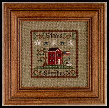 Little House Needleworks ~ Stars & Stripes