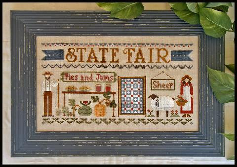 Little House Needleworks ~ State Fair