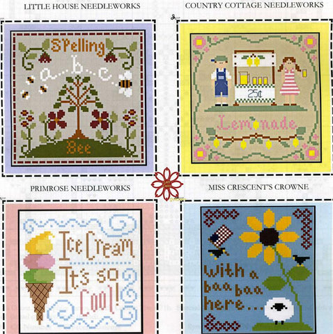 Little House Needleworks ~ Summer Showcase