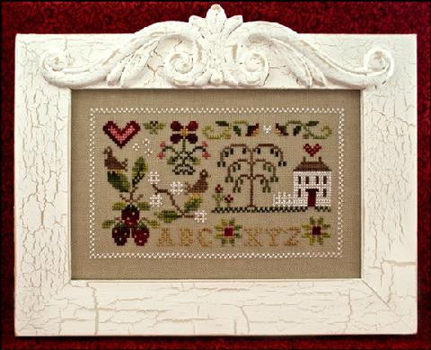 Little House Needleworks ~ Summer Splendor
