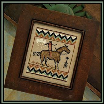 Little House Needleworks ~ The Journey