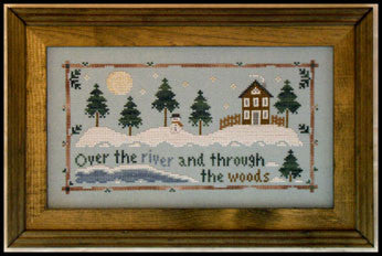 Little House Needleworks ~ Through The Woods