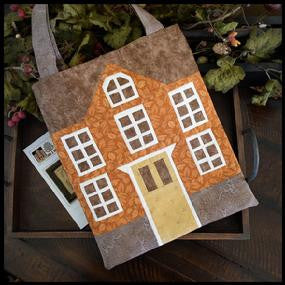 Little House Needleworks ~ Little House Tote Bag Pattern