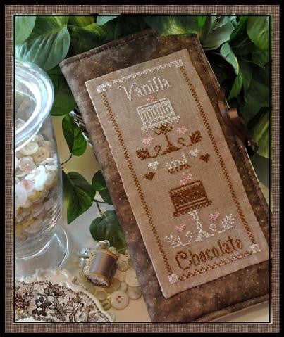 Little House Needleworks ~ Vanilla & Chocolate