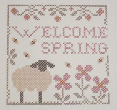 Little House/CC ~ Welcome Spring