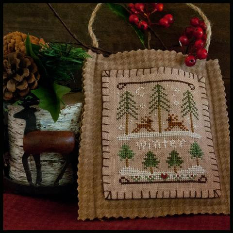 Little House Needleworks ~ Winter Forest