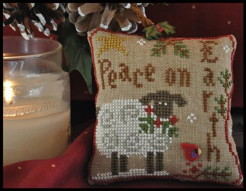 Little House Needleworks ~ Winter Sheep
