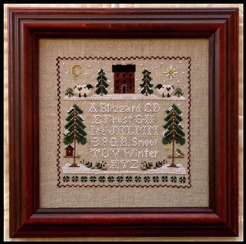 Little House Needleworks ~ Winter Whites