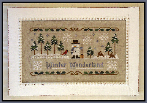 Little House Needleworks ~ Winter Wonderland