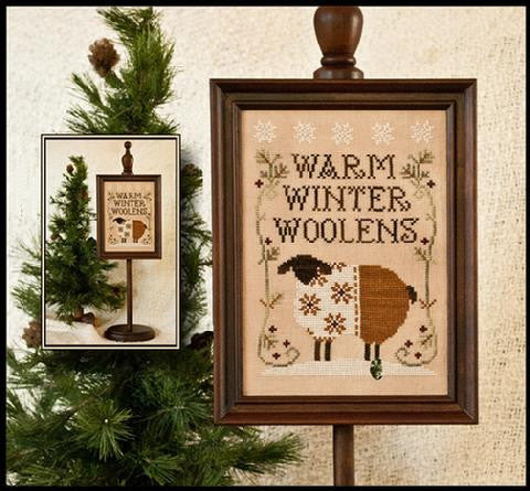 Little House Needleworks ~ Warm Winter Woolens
