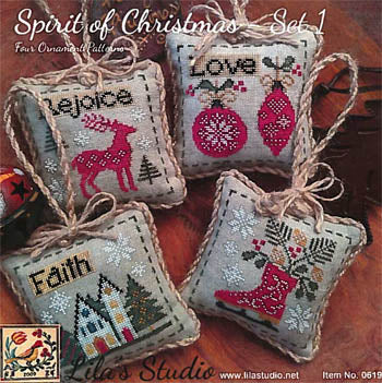 Lila's Studio ~ Spirit of Christmas- Set 1
