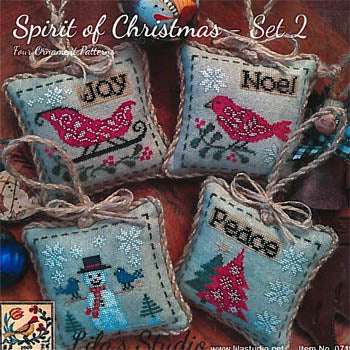 Lila's Studio ~ Spirit of Christmas- Set 2