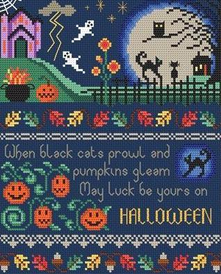 Little Dove Designs ~ Black Cats & Pumpkins