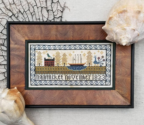 hello from Liz Matthews ~ Nantucket Sampler