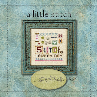 Lizzie Kate Kits ~ A Little Stitch