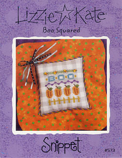 Lizzie Kate Snippets ~ Boo Squared