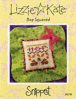 Lizzie Kate Snippets ~ Hop Squared