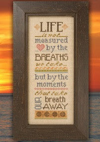 Lizzie Kate Charts ~ Life Is Not Measured