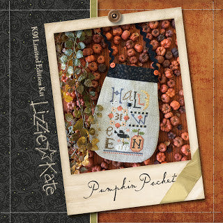 Lizzie Kate ~ Pumpkin Pocket (Limited Edition!)