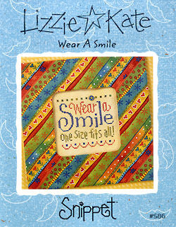 Lizzie Kate Snippets ~ Wear A Smile