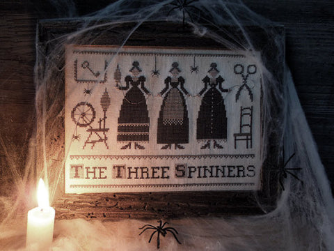The Little Stitcher ~ The Three Spinners