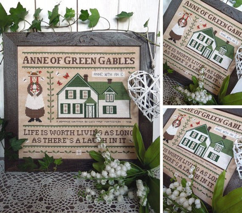 The Little Stitcher ~ Anne of Green Gables