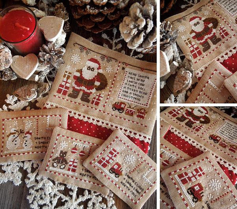 The Little Stitcher ~ Letters for Santa