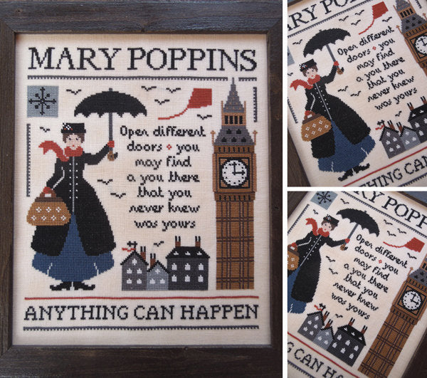 The Little Stitcher ~ Mary Poppins