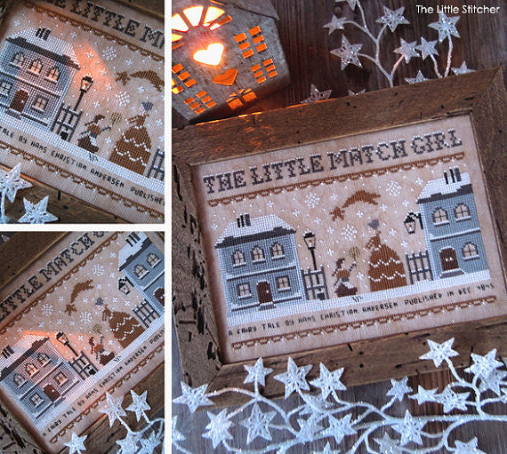 The Little Stitcher ~ Little Match Girl