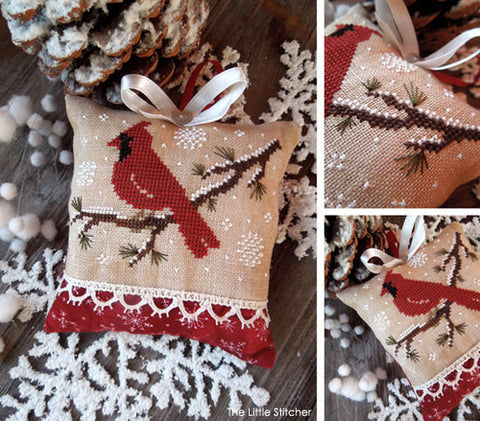 The Little Stitcher ~ Little Red Bird