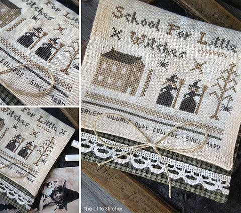 The Little Stitcher ~ School for Little Witches