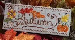 Luhu Stitches ~ Autumn Fling