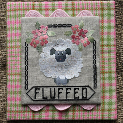 Luhu Stitches ~ Fluffed