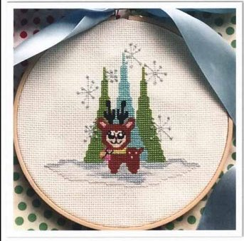 Luhu Stitches ~ Little Deer