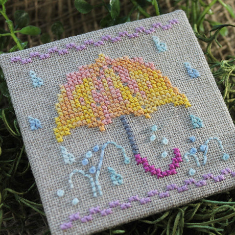 Luhu Stitches ~ April Little Fling