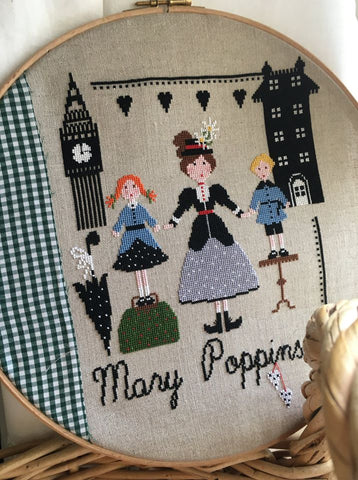 Lilli Violette ~ Mary Poppins