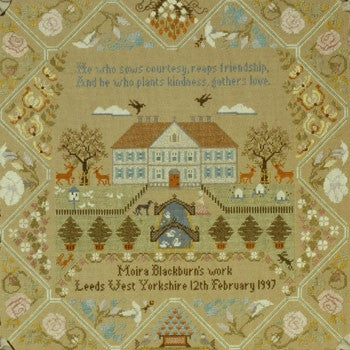 Moira Blackburn Designs ~ Bee Hive Sampler