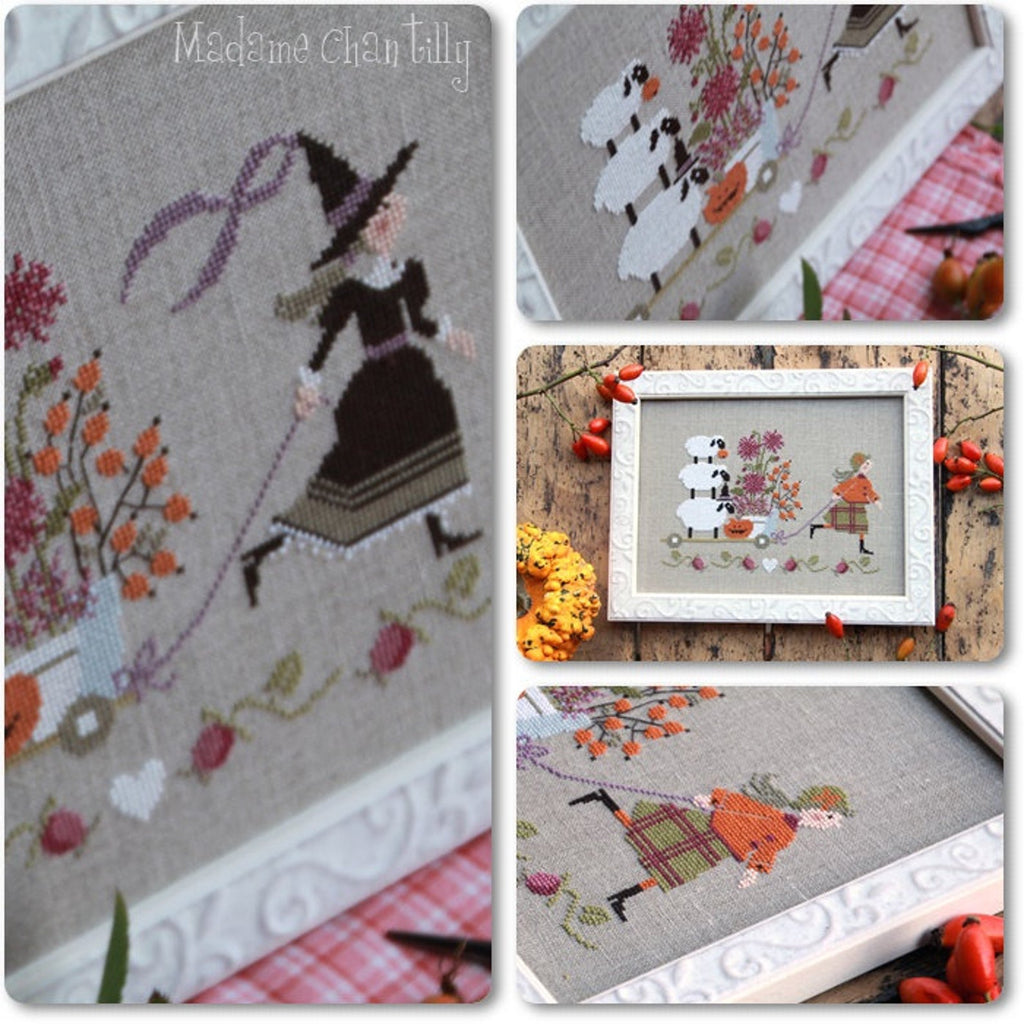 Madame Chantilly ~ Autumn Delivery - 2 Versions