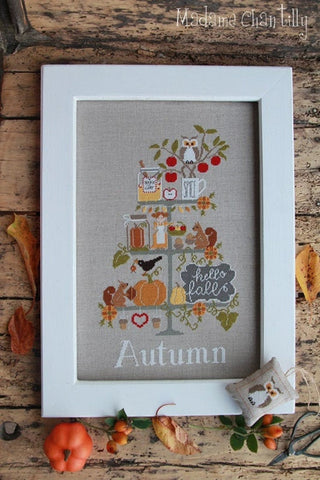 Madame Chantilly ~ Celebrate Autumn