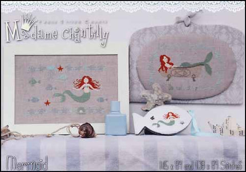 Madame Chantilly ~ Mermaid