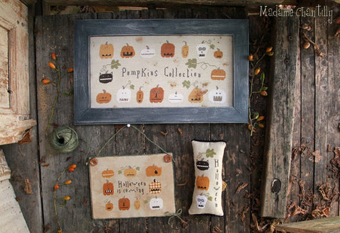 Madame Chantilly ~ Pumpkins Collection
