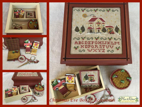 Mani di Donna ~ Christmas Eve Box Set (includes accessories)