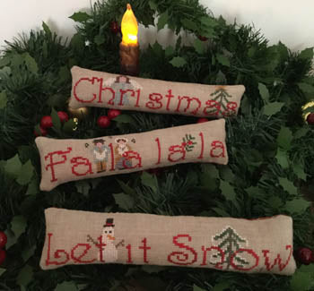 Mani di Donna ~ Christmas Mood Pillows
