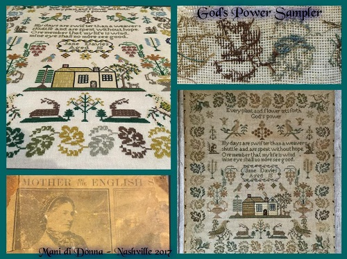 Mani di Donna ~ God's Power Sampler