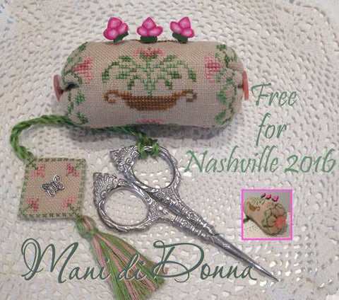 Mani di Donna ~ Candy Sewing Set Kit