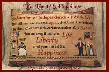 Mani di Donna ~ Life, Liberty & Happiness